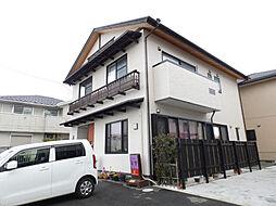 三重県津市城山3の賃貸アパートの外観