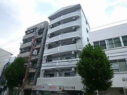 ファイブコート駒川[6階]の外観