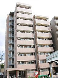 愛知県名古屋市千種区松軒2丁目の賃貸マンションの外観
