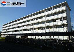 ビレッジハウス大府 1号棟[4階]の外観