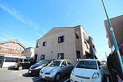 愛知県名古屋市中川区戸田明正2丁目の賃貸マンションの外観