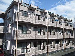静岡県浜松市中区高林2丁目の賃貸マンションの外観