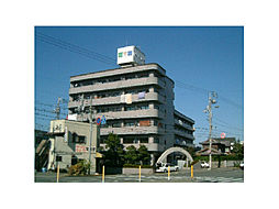 愛媛県松山市和泉北2丁目の賃貸マンションの外観