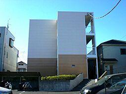 埼玉県川口市差間2丁目の賃貸マンションの外観