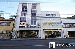 愛知県岡崎市美合町字平地の賃貸マンションの外観