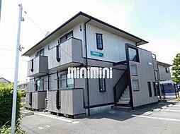 静岡県浜松市東区丸塚町の賃貸アパートの外観