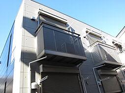 神奈川県川崎市川崎区殿町2丁目の賃貸アパートの外観