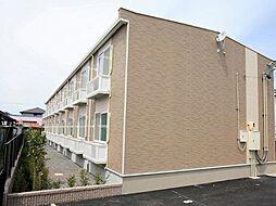 レオパレスサン秋竹[1階]の外観