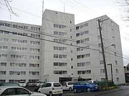 北海道札幌市豊平区平岸六条17丁目の賃貸マンションの外観