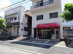 広島県呉市和庄本町の賃貸マンションの外観
