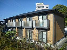 大阪府河内長野市喜多町の賃貸アパートの外観