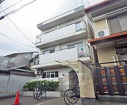 京都府京都市上京区新烏丸頭町の賃貸マンションの外観