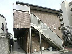 ユマリアコート[2階]の外観
