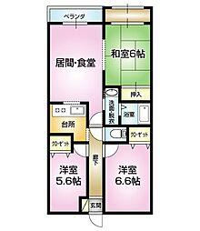 新井駅 6.4万円