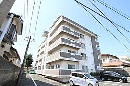 福岡県北九州市小倉北区緑ケ丘2丁目の賃貸マンションの外観