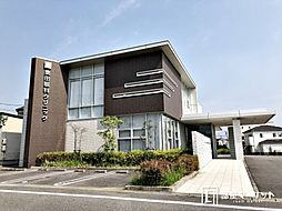 愛知県岡崎市洞町字五位原の賃貸マンションの外観