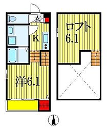 本千葉駅 5.5万円