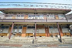 大阪府茨木市沢良宜浜2丁目の賃貸アパートの外観