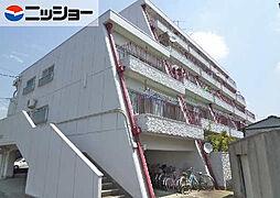 平和コーポラス204[2階]の外観