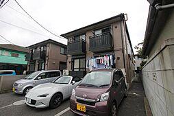 千葉県船橋市丸山1丁目の賃貸アパートの外観