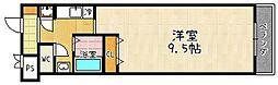 ジュネス藤[3階]の間取り
