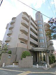 タウンコート咲佳映[6階]の外観