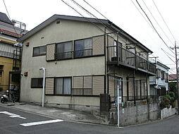 第2コーポ気賀澤[2階]の外観