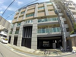 兵庫県宝塚市逆瀬川1丁目の賃貸マンションの外観
