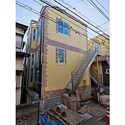 ユナイト南太田 モン・ベルラン[2階]の外観