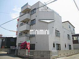 奈良マンション[4階]の外観