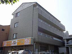 ビュウビレッヂ轟[3階]の外観