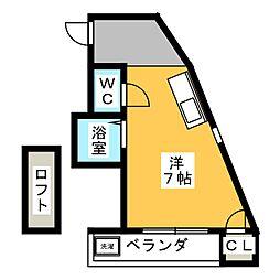 A・Y・A[2階]の間取り