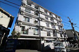 第2マンションふじ[406号室]の外観