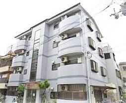 大阪府寝屋川市平池町の賃貸マンションの外観