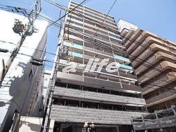 プレサンス三宮ポルト[13階]の外観