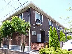 [テラスハウス] 神奈川県横浜市港北区大曽根台 の賃貸【/】の外観