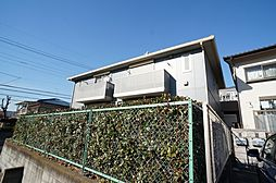 カーサ・アスール[2階]の外観