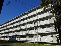 ビレッジハウス直方東 3号棟[205号室]の外観