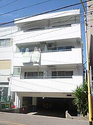 東京都荒川区西日暮里2丁目の賃貸マンションの外観
