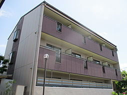 大阪府寝屋川市大利元町の賃貸マンションの外観