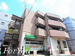 兵庫県神戸市灘区永手町2丁目の賃貸マンションの外観