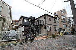 メゾンソレイユ岡町[2階]の外観