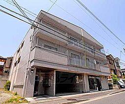 京都府京都市北区大宮薬師山東町の賃貸マンションの外観