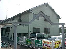 アーバンハイムA棟[102号室]の外観