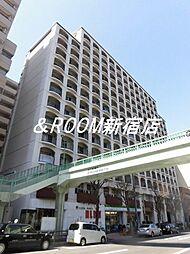 パークグレース新宿[8階]の外観