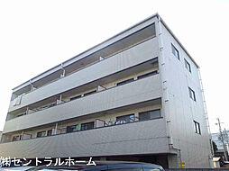 南花田マンション[4階]の外観