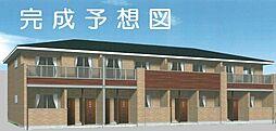 サンシャイン西寺C[2階]の外観