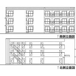 (仮称)船橋市海神町2丁目プロジェクト[206号室]の外観