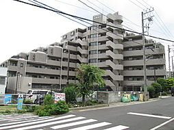 ライオンズマンション船橋塚田[5階]の外観