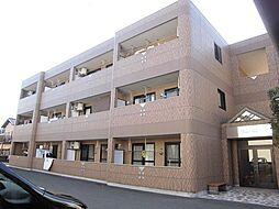 静岡県静岡市葵区南沼上3丁目の賃貸マンションの外観